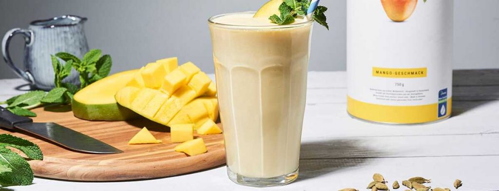 Shake mangue foodspring