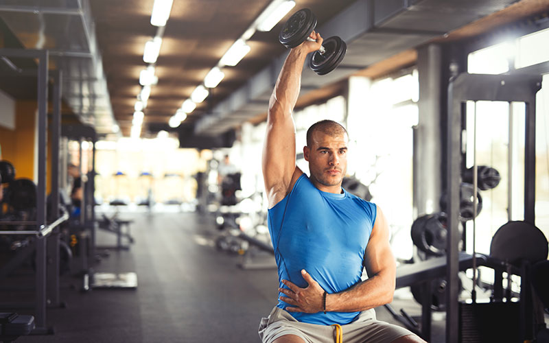 Superset - Triceps