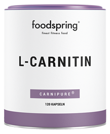 L-carnitine de foodspring
