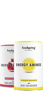 Energy Aminos et Recovery Aminos